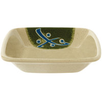 GET 035-TD Japanese Traditional 4 oz. Square Dish - 24/Case