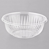 Dart Solo PET32B PresentaBowls 32 oz. Clear Plastic Bowl - 252/Case