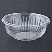 Dart Solo PET32B PresentaBowls 32 oz. Clear Plastic Bowl 252 / Case