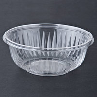 Dart Solo PET32B PresentaBowls 32 oz. Clear Plastic Bowl - 252 / Case