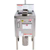Winston Industries LP56 Collectramatic 75 lb. Electric Pressure Fryer - 240V, 3 Phase