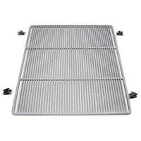 True 909458 White Coated Wire Shelf - 31 3/4 inch x 8 1/4 inch