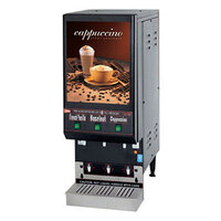 Cecilware GB3LP-LD 3 Flavor Cappuccino Dispenser - 120V