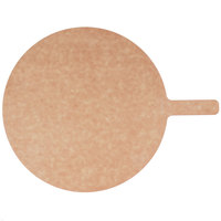 American Metalcraft MP1520 15 inch Round Pressed Pizza Peel with 5 inch Handle