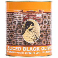 Sliced Black Olives 6 - #10 Cans / Case