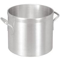 Vollrath 68444 Wear-Ever Classic Select 44 Qt. Heavy Duty Aluminum Sauce Pot