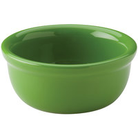 Hall China 30413324 Shamrock 8 oz. Colorations Baking Bowl 24 / Case