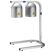 Globe WL2 Two Bulb Food Warmer - 500W