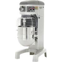 Hobart Legacy HL400-4 40 Qt. Commercial Planetary Floor Mixer - 240V, 1 Phase, 1 1/2 hp