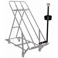 Produce Bag Holder for Metal European Style Produce Rail Table