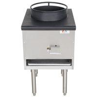 Cooking Performance Group CPG-SP-18J-13 Natural Gas Wok Range - 105,000 BTU