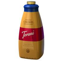 Torani 64 oz. Sugar Free Caramel Flavoring Sauce