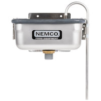 Nemco 77316-10 10 3/8 inch Ice Cream Dipper Well and Faucet Set