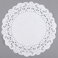 6 inch Lace Doily   - 1000/Case