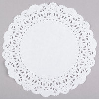6 inch Lace Doily - 1000/Pack