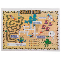 Space Time Interactive Placemat - 1000 / Case