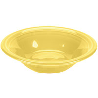 Homer Laughlin 472320 Fiesta Sunflower 11 oz. Stacking Cereal Bowl - 12/Case
