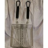 R & V Works Double Fryer Basket for FF2 Cajun Deep Fryer