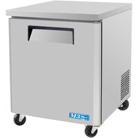 Turbo Air MUR-28 M3 Series 28 inch Undercounter Refrigerator - 7 Cu. Ft.