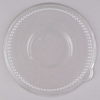 Genpak LW932 Clear Dome Lid for 16, 24, and 32 oz. Laminated Foam Bowls - 200 / Case