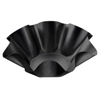 Chicago Metallic 46675 DuraShield Tortilla Shell Pan - 6 5/8 inch x 3 1/8 inch x 2 3/16 inch