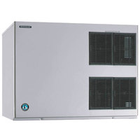 Hoshizaki KM-1900SAH Stackable 48 inch Air Cooled Crescent Cube Ice Machine - 1867 lb.