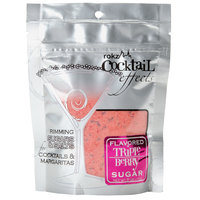 Rokz Triple Berry Cocktail Rim Sugar - 5 oz.