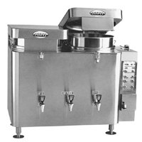 Grindmaster 67710(E) Tamper Resistant Twin 10 Gallon Automatic Coffee Urn - 120/208V