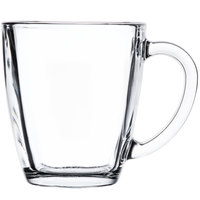 Libbey 5352 14 oz. Square Warm Beverage Mug - 12/Case