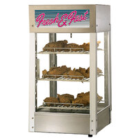 Star HFD-1 15 inch Humidified Display Case with Three Adjustable Shelves - 120V