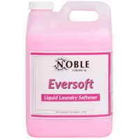 Noble Chemical 2.5 Gallon ASOFT Eversoft Liquid Laundry Softener - 2 / Case