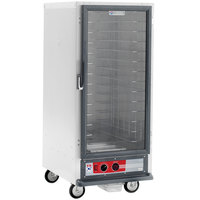 Metro C517-HFC-L C5 1 Series Non-Insulated Heated Holding Cabinet - Clear Door
