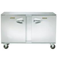 Traulsen UHT48-LR 48 inch Undercounter Refrigerator - 13.1 Cu. Ft.