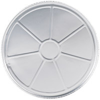 Durable Packaging 8000-30 12 inch Foil Pizza Pan - 500 / Case