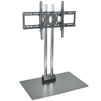 Luxor / H. Wilson WPSMS44CH Stationary Flat Panel TV Stand for 37 inch to 60 inch Screens