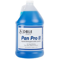 Noble Chemical Pan Pro II 1 Gallon Pot & Pan Soap - 4/Case