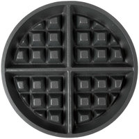 Nemco 77003 Removable 7 inch Silverstone Grid Set with Grid Post for 7020 Series Waffle Makers