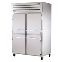 True STA2F-4HS Specification Series Four Solid Half Door Reach In Freezer - 56 Cu. Ft.