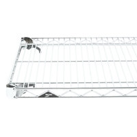 Metro A1836NC Super Adjustable Chrome Wire Shelf - 18 inch x 36 inch