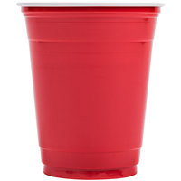 Dart Solo P12SR Red 12 oz. Plastic Cup 50/Pack