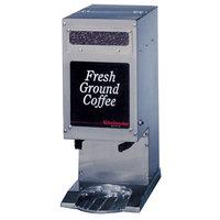 Grindmaster 100 6 lb. Single Portion Control Coffee Grinder - 115V