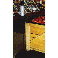 Floor Mount Produce Bag Stand 48 inch