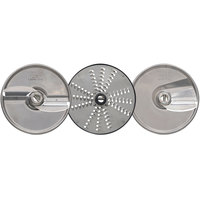 Hobart 15PLATE-3PACK-SS 3 Disc Kit with Wall Rack