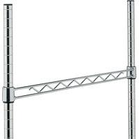Metro H130C Chrome Hanger Rail 30 inch
