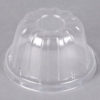 Dart 12HDLC Clear High Dome Lid - 1000/Case