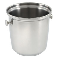 Vollrath 47630 Stainless Steel Wine Bucket with Handles