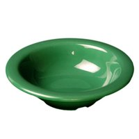 Green 4 oz. Melamine Salad Bowl - 12/Pack