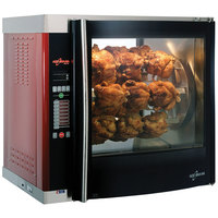 Alto-Shaam AR7E Double Pane Rotisserie Oven with 7 Spits - 208V, 3 Phase