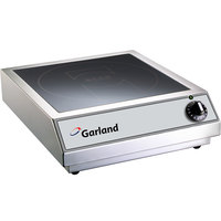 Garland GI-SH/BA 3500 Countertop Induction Range - 208V, 3.5 kW