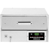 Winston Industries HBL5W1 CVAP Hold & Serve Single Drawer Warmer with Fan and Computerized Controls - 120V, 1572W